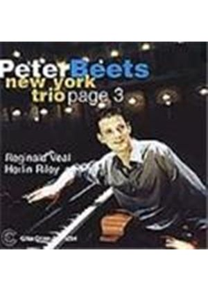 Peter Beets New York Trio - Page 3