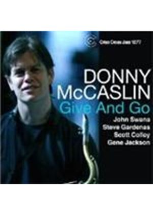 Donny McCaslin - Give 'n' Go