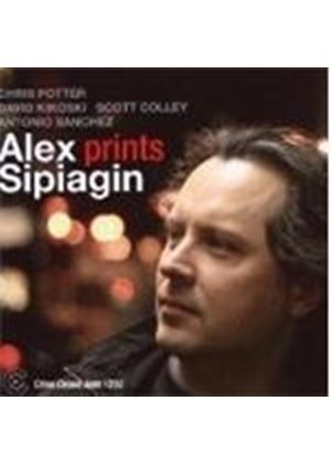 ALEX SIPIAGIN QUINTET - PRINTS
