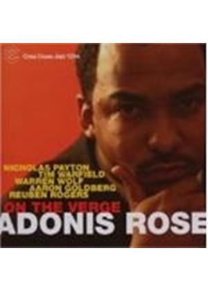 ADONIS ROSE SEXTET - ON THE VERGE