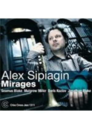 Alexander Sipiagin - Mirages (Music CD)