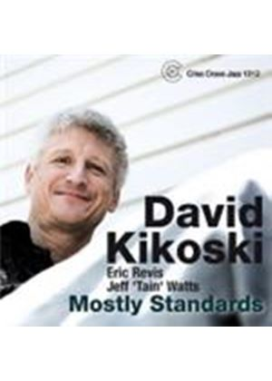 David Kikoski - Mostly Standards (Music CD)