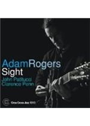 Adam Rogers Trio - Sight (Music CD)