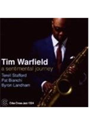 Tim Warfield - Sentimental Journey, A (Music CD)