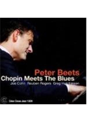 Peter Beets Quartet - Chopin Meets The Blues (Music CD)