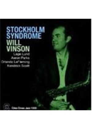 Will Vinson - Stockholm Syndrome (Music CD)