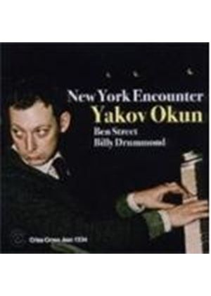 Yakov Okun Trio - New York Encounter (Music CD)
