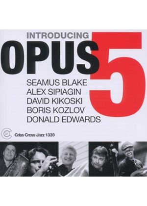 Opus 5 - Opus 5 (Music CD)