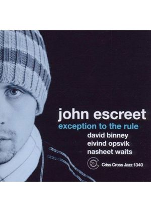 Jon Escreet - Exception to the Rule (Music CD)