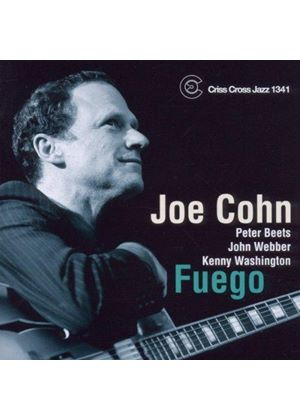 Joe Cohn Quartet - Guitar Artistry of J.C. (Music CD)