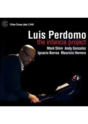 Luis Perdomo - Infancia Project (Music CD)