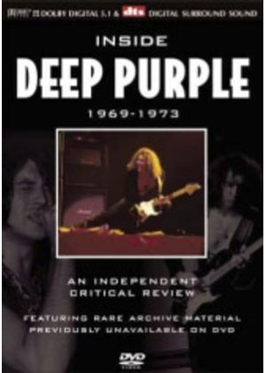 Deep Purple - Inside Deep Purple 1969 - 1973