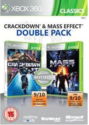 Crackdown and Mass Effect - Double Pack (Xbox 360)