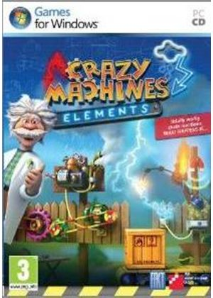 Crazy Machines Elements (PC)