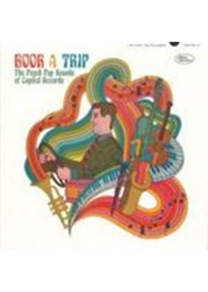 Various Artists - Book A Trip (Psych Pop Sounds) (Music CD)