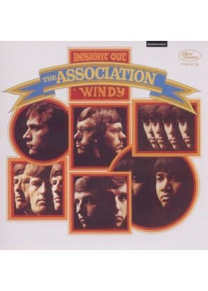 Association (The) - Inside Out ~ Deluxe Expanded Mono Edition (Music CD)