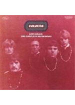 Colours - Love Heals: The Complete Recordings