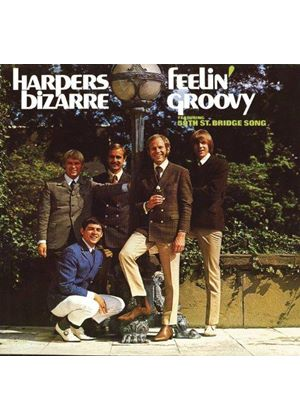 Harpers Bizarre - Feelin' Groovy ~ Deluxe Expanded Mono Edition (Music CD)