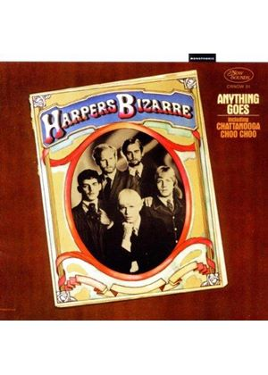Harpers Bizarre - Anything Goes - Deluxe Expanded Mono Edition (Music CD)