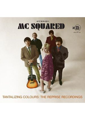 MC Squared - Tantalizing Colours (The Reprise Recordings) (Music CD)