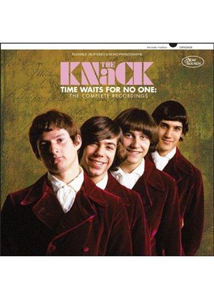 Knack - Time Waits For No One (The Complete Recordings) (Music CD)