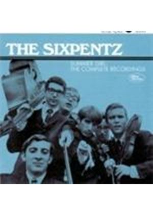 Sixpentz - Summer Girl (The Complete Recordings) (Music CD)