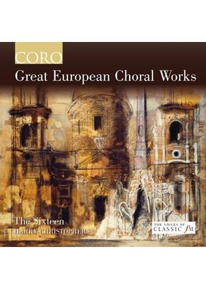Great European Choral Works (Music CD)