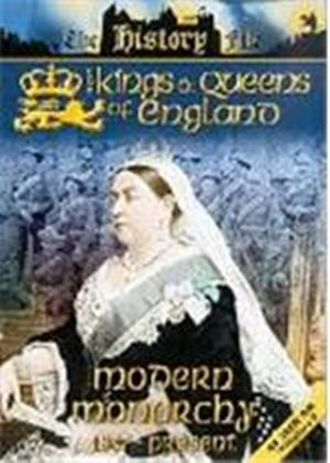 The Kings And Queens Of England - Modern Monarchy - 1837 To The Present