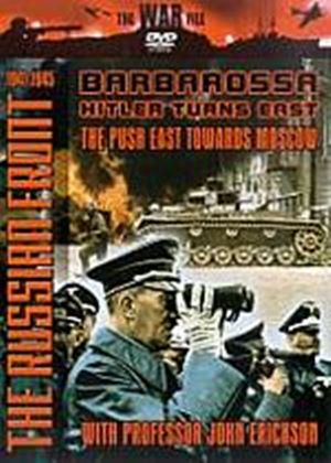 Russian Front 1941-1945, The - Barbarossa - Hitler Turns East