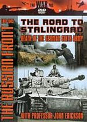 Russian Front 1941-1945, The - The Road To Stalingrad