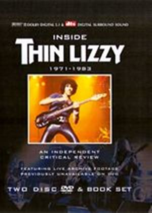 Thin Lizzy - Inside 1971 To 1983 (Two Discs And Book)