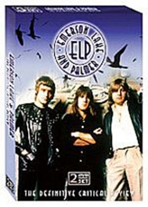 Emerson, Lake & Palmer - Emerson, Lake And Palmer - The Definitive Critical Review (Three Discs)