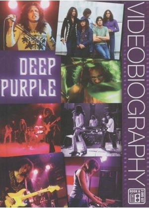 Deep Purple - Videobiography (+Book)(2 Disc)
