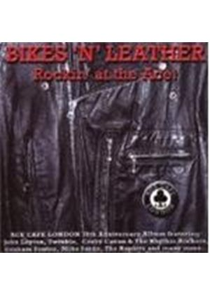 Various Artists - Bikes n Leather - Rockin At The Ace (Music CD)