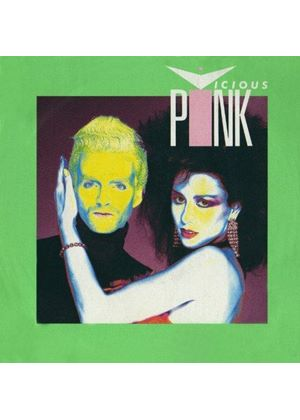Vicious Pink - Vicious Pink (Music CD)