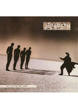 Jellybean - Just Visiting This Planet (Music CD)