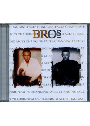 Bros - Changing Faces (Music CD)