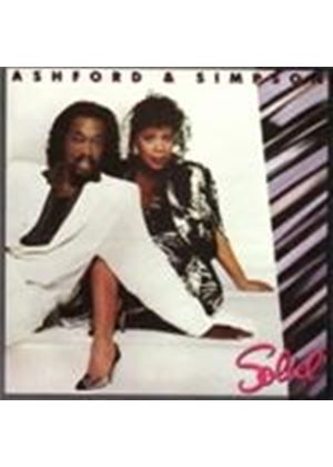 Ashford & Simpson - Solid (Music CD)