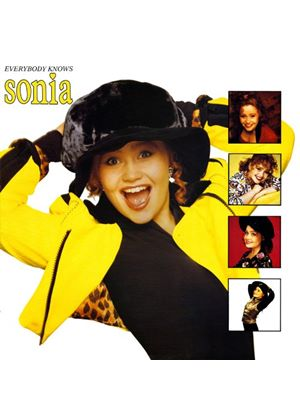 Sonia - Everybody Knows (Music CD)