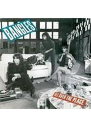Bangles - All Over The Place (Music CD)