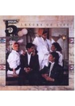 Five Star - Luxury Of Life (Music CD)