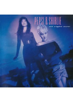 Pepsi & Shirlie - All Right Now (Music CD)