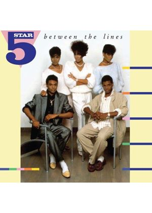 Five Star - Between The Lines - Expanded Edition (Music CD)