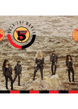 Five Star - Rock The World - Expanded Edition (Music CD)