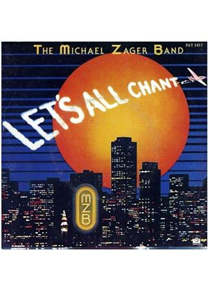 Michael Zager - Let's All Chant - Expanded Edition (Music CD)