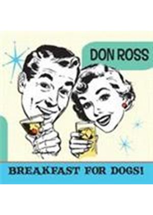 Don Ross - Breakfast For Dogs (Music CD)