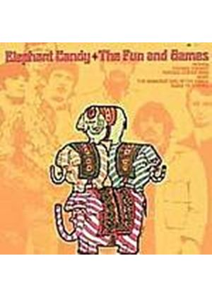 The Fun And Games - Elephant Candy (Music CD)