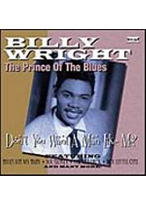 Billy Wright - Dont You Want A Man? (Music CD)