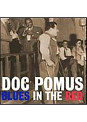 Doc Pomus - Blues In The Red (Music CD)