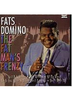 Fats Domino - The Fat Mans Frenzy (Music CD)